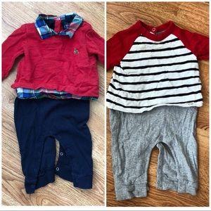 👶🏻 Set of 2 adorable Gap bodysuits 👶🏻